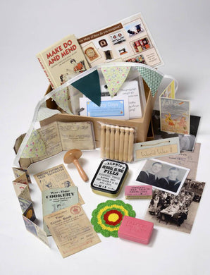 Reminiscence Box World War II - Care Home Shopping