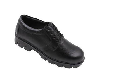 Skypack Steel Top Safety Shoe Black - Care Home Shopping