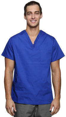Lister Scrub TOP - Unisex - Care Home Shopping