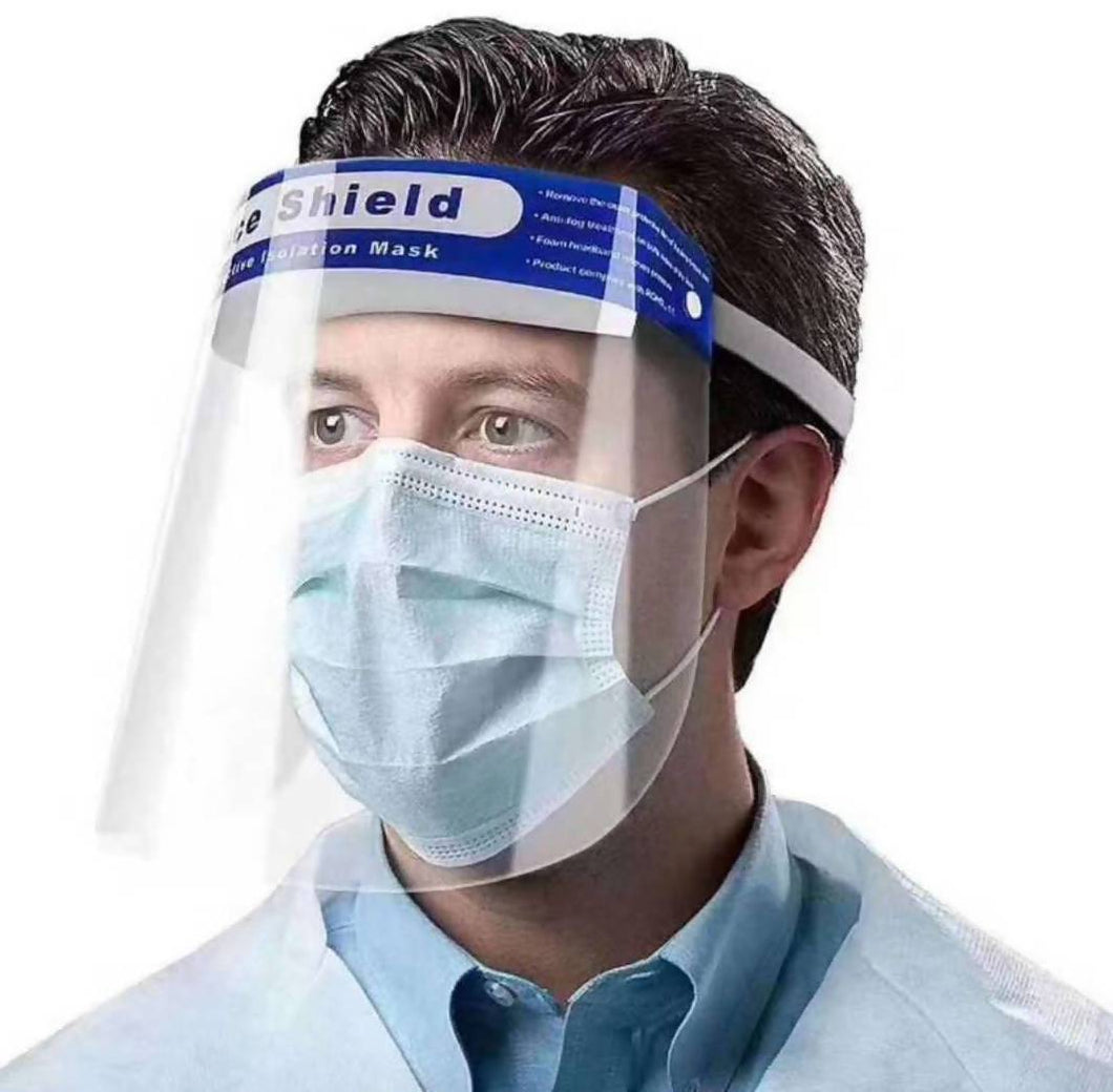 Anti Mist Face Visor - Care Home Shopping