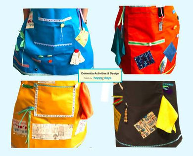 Activity Waist Apron - Care Home Shopping