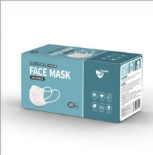 Load image into Gallery viewer, 3-Ply Surgical Masks (Type IIR) - 500 Units - 24 hour UK delivery
