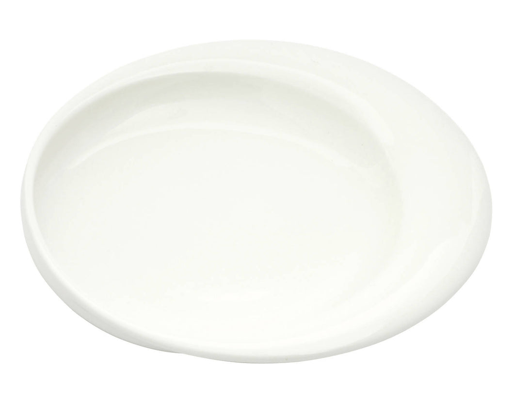 Dignity Sloped Plate - Easy handle and Feeding Design