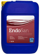 Load image into Gallery viewer, EndoSan1 Hand Sanitiser (alcohol-free) - 5 Litre - 1% Silver Stabilised Hydrogen Peroxide - Care Home Shopping