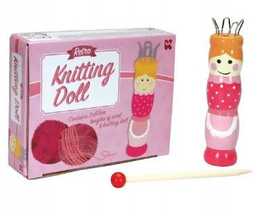 Knitting Doll - Care Home Shopping