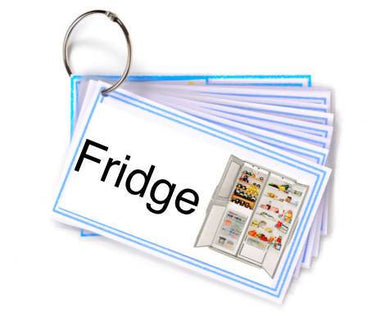 Dementia Labels for Kitchens - Care Home Shopping