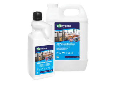 BioHygiene All Purpose 4D Virucidal Disinfectant - Care Home Shopping