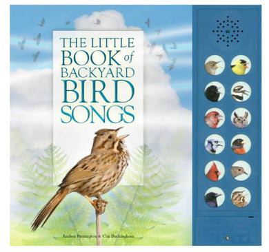 Musical Bird Book - Care Home Shopping