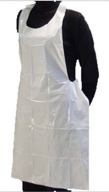 PE 16 Micron Disposable Apron (1000 Units) - Care Home Shopping