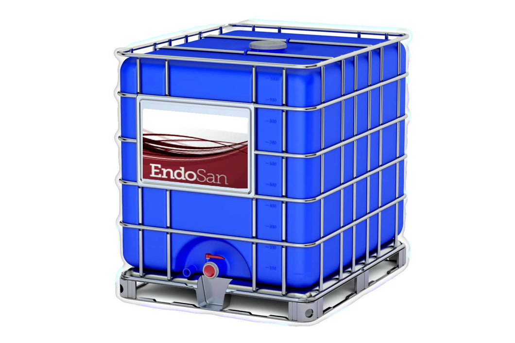 EndoSan3 Surface Sanitiser - 1000 Litre IBC - 3% Silver Stabilised Hydrogen Peroxide - Care Home Shopping