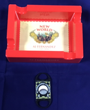 New World Cameroon Toro 20 Count Box with FREE Ashtray & Cutter