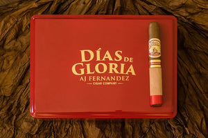 Dias de Gloria Short Churchill 20 Count Box