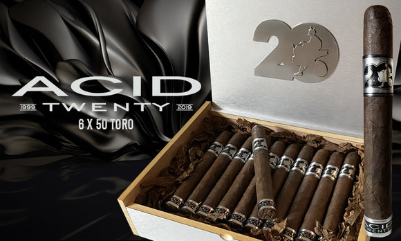 ACID 20 Toro Year of the Rat Package + Free Cigars!