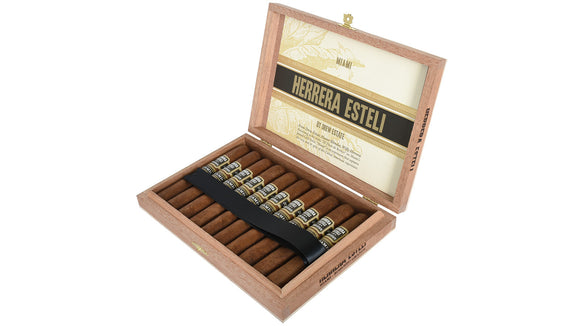 Herrera Esteli Miami Toro 10 Count Box