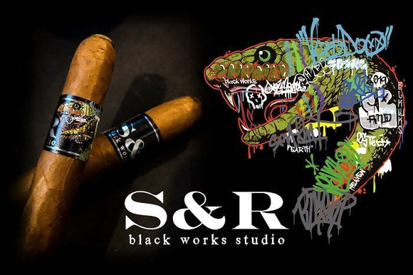 Black Work Studios S&R 5 Pack