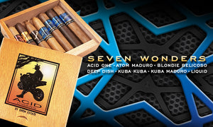ACID Seven Wonders Sampler +1 Free ACID Bronxilla