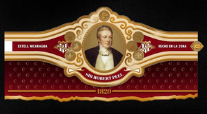 Sir Robert Peel Natural 10 Count Box