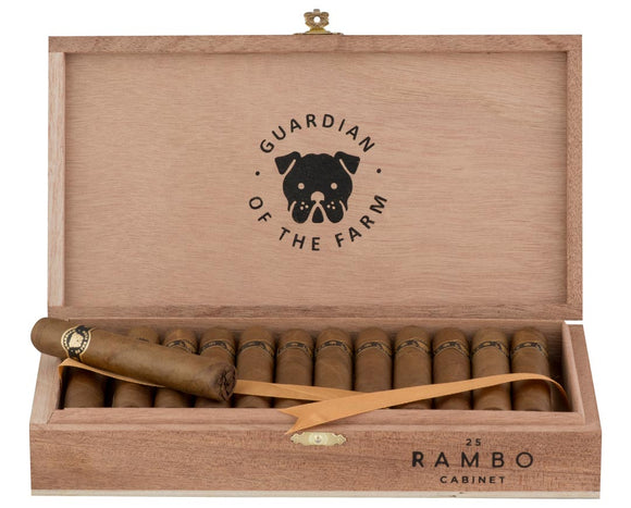 Guardian of the Farm Rambo 25 Count Box