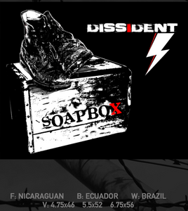 Dissident Soapbox Robusto 20 Count Box