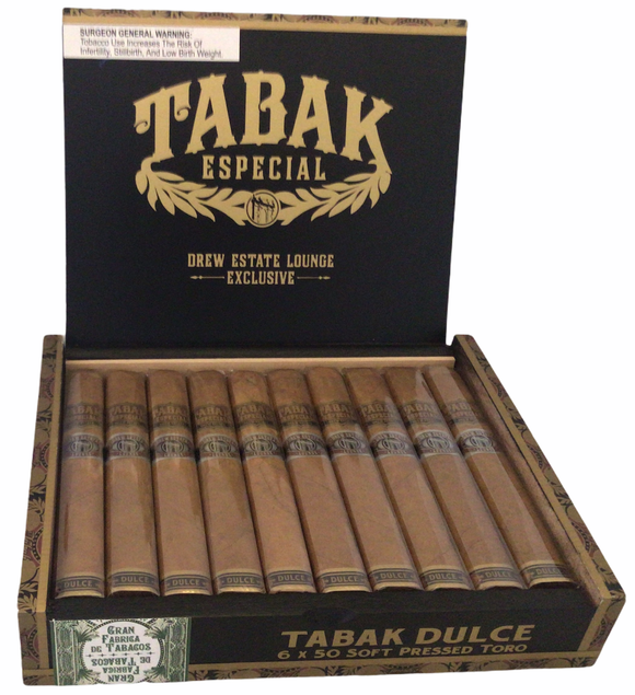 Tabak Especial Dulce Lounge Exclusive-20 Count Box