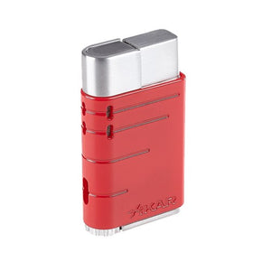 Xikar Linea Lighter Reef Riot Red