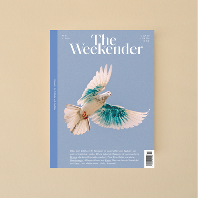 The Weekender Nr. 34 Cover