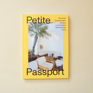 Petit Passport Magazine No. 02 Cover