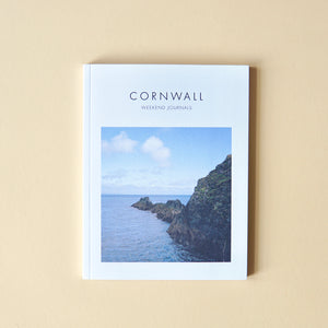 Weekend Journals Cornwall Cover