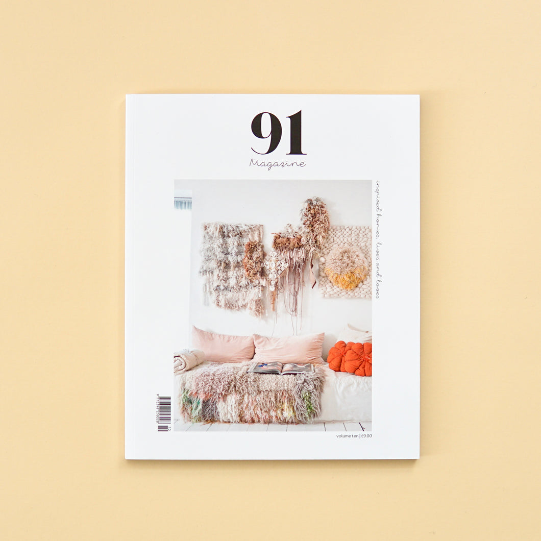 91 Magazine Volume 10 Cover