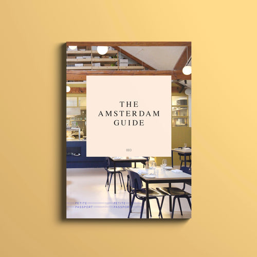 Petit Passport The Amsterdam Guide
