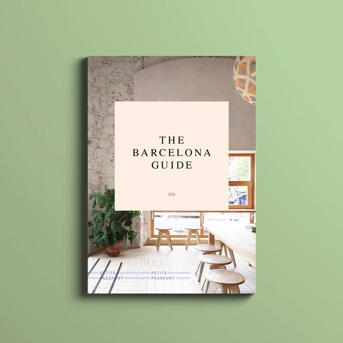 Petit Passport The Barcelona Guide