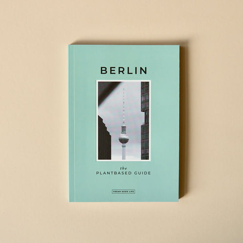 Berlin – Plantbased Guide Cover