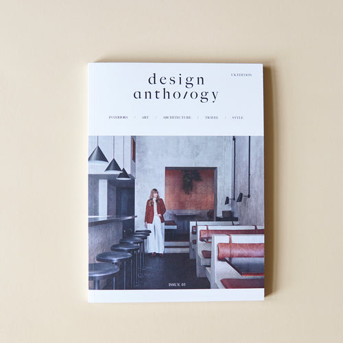 Design Anthology UK Issue 05 Cover