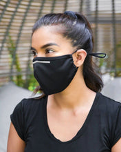 solid-black-mask