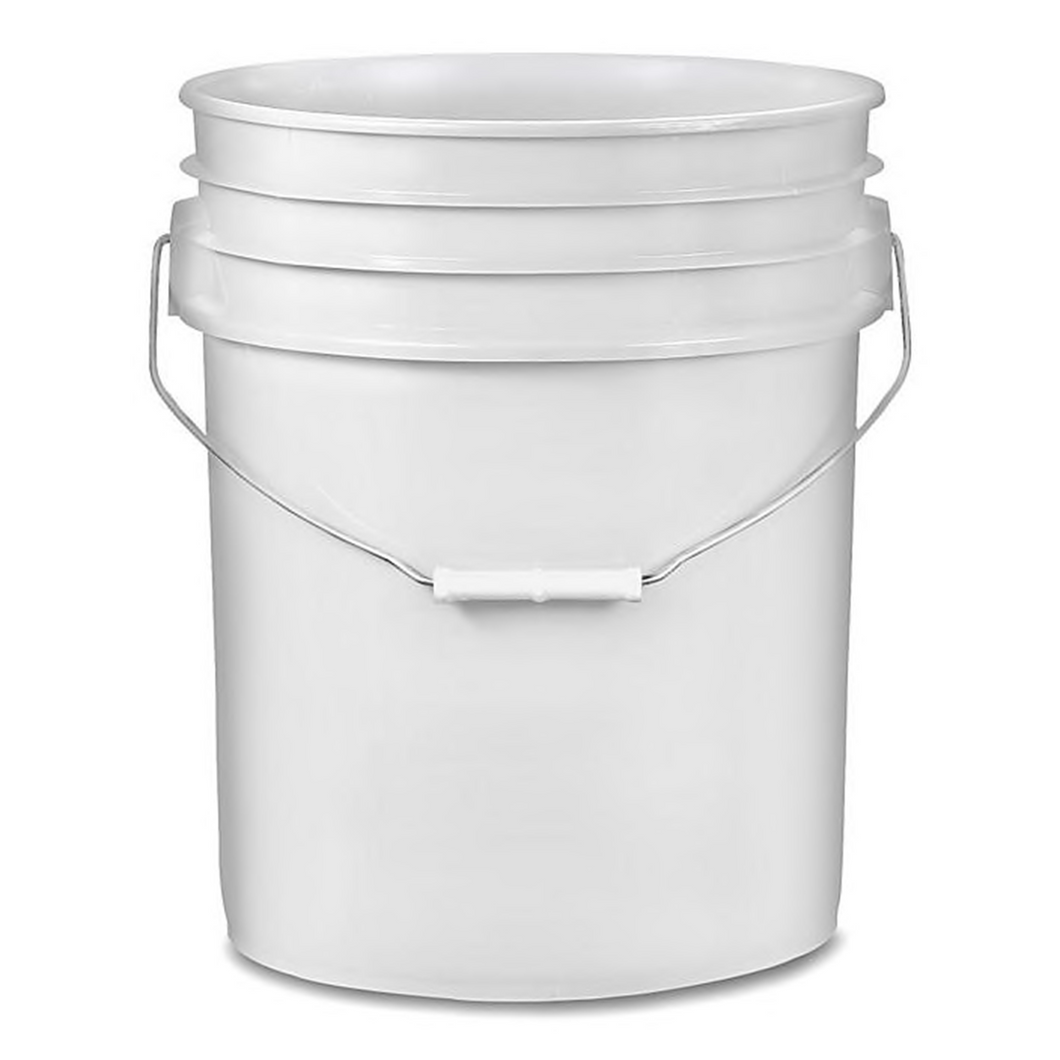 5 Gallon Natural UN Pail
