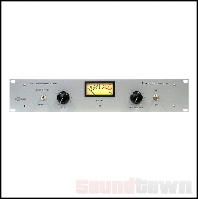 ANTHONY DEMARIA LABS ADL CL-1000 TUBE COMPRESSOR/LIMITER (EX-DISPLAY)