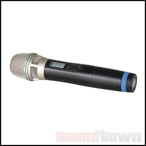 MIPRO ACT-32H WIRELESS HANDHELD MICROPHONE TRANSMITTER (5NBAU)