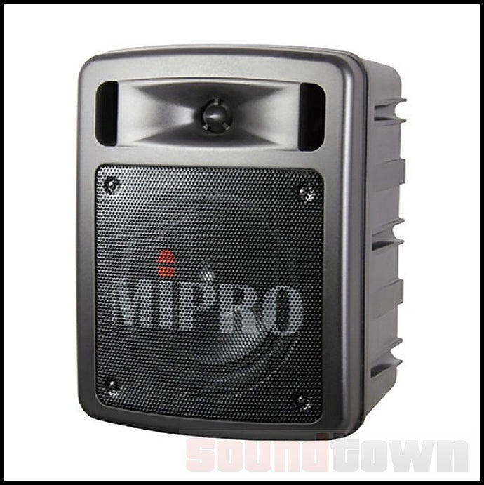 MIPRO MA303DB-5 PORTABLE PA WITH 2 RECEIVERS
