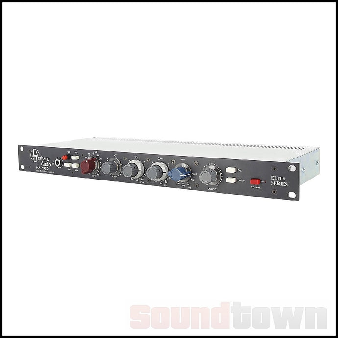 HERITAGE AUDIO HA73EQ ELITE MIC PREAMP AND EQ