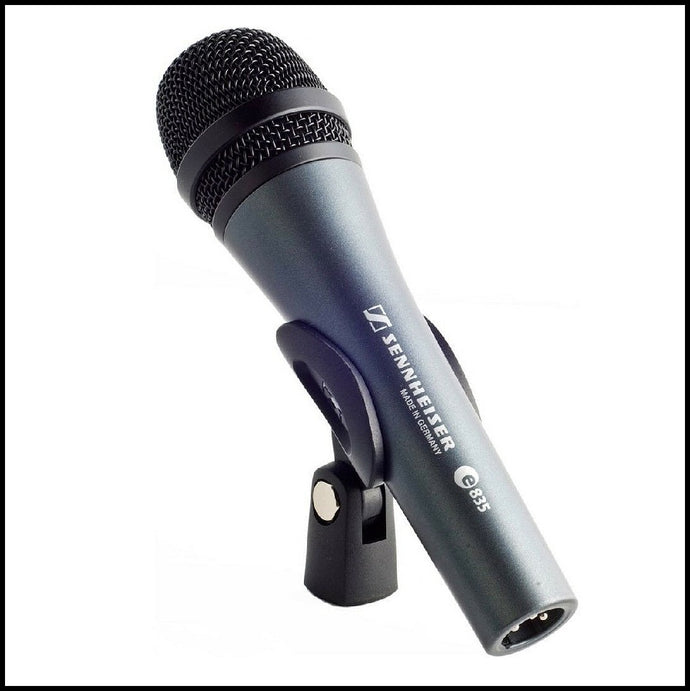 SENNHEISER E835 VOCAL DYNAMIC MICROPHONE