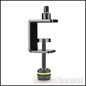 GRAVITY GMSTM1B MICROPHONE TABLE CLAMP