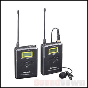 SARAMONIC UWMIC15 UHF LAVALIER WIRELESS SYSTEM