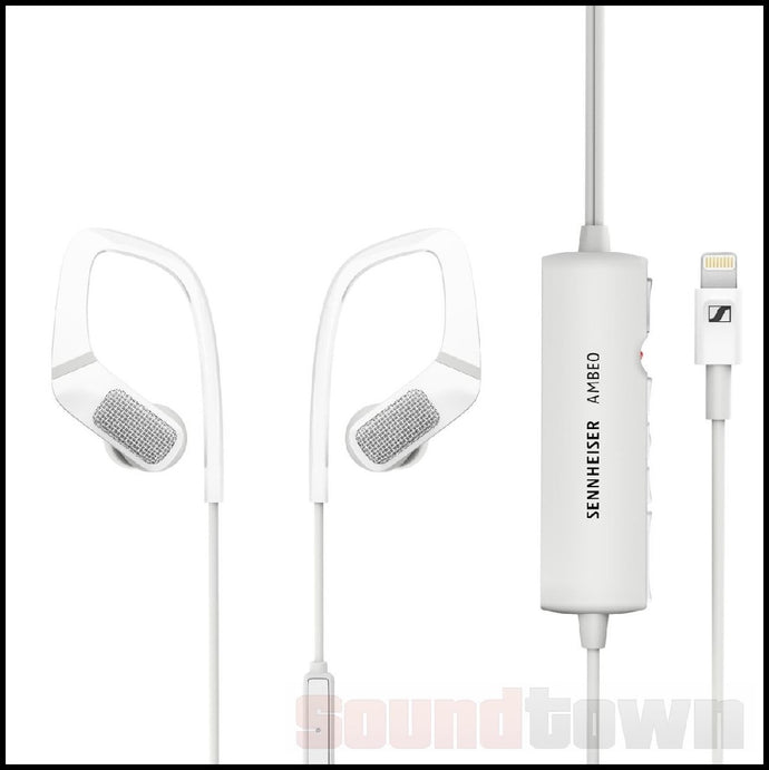 SENNHEISER AMBEO SMART HEADSET - WHITE (C)