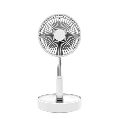 Foldable Telescopic Fan