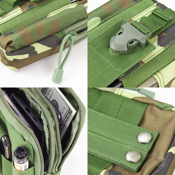 Ratchet Mobile Universal Multi Purpose Outdoor Exercise Waist Bag - ratchetmobile