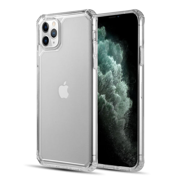 Clear Slim TPU phone case for iPhone 11 PRO - ratchetmobile