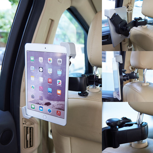 Ratchet Mobile Universal Head-Rest iPad Tablet Mount 10.1 Inch Screen - ratchetmobile | Phone cases for Apple iPhone 11 pro, Apple iPhone pro max and phone accessories