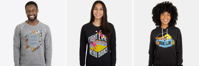 14 Of The Best Book Hoodies And Sweatshirts For A Cozier Winter