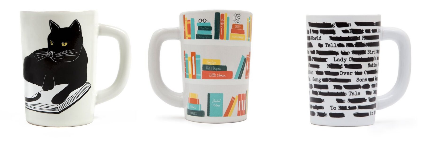 9 Cozy Book Mugs That Make Perfect Gifts For Book Lovers