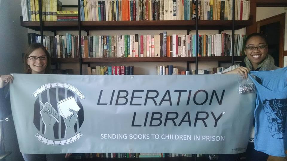 Liberation Library banner
